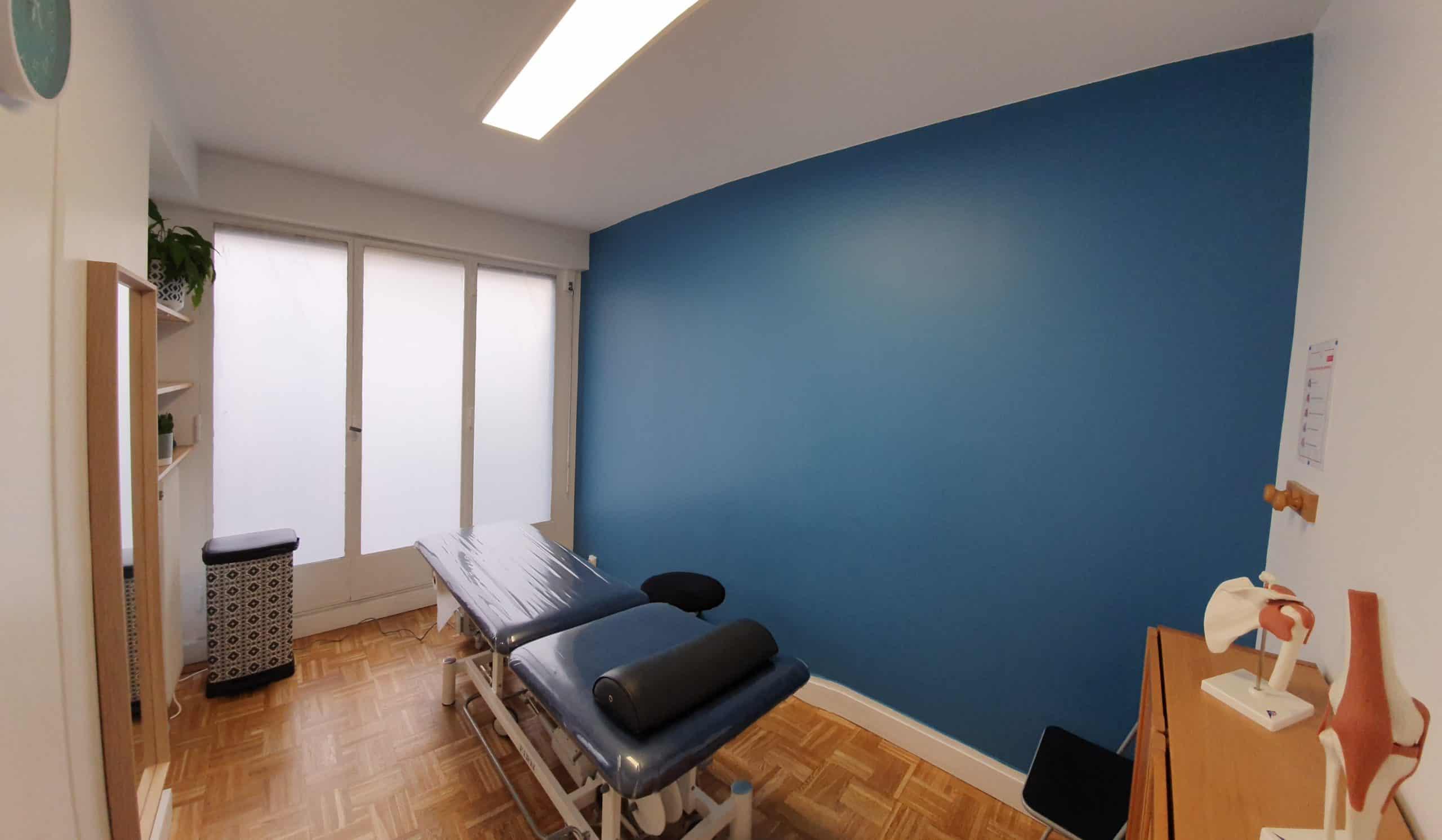 salle consultation osteopathie charenton proche alfortville