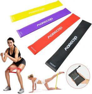 bandes elastiques renforcement genou