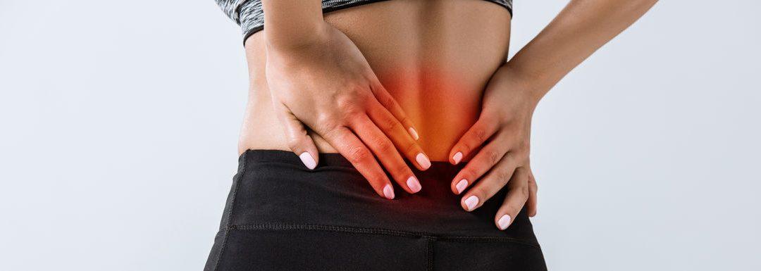 Soulager le mal au dos, la dorsalgie ou lombalgie de la femme enceinte