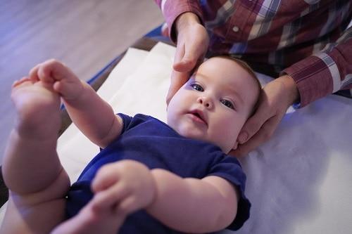 osteopathie cranienne bebe