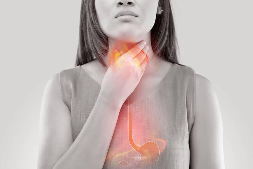 Soulager les reflux (RGO) ou pyrosis pendant la grossesse