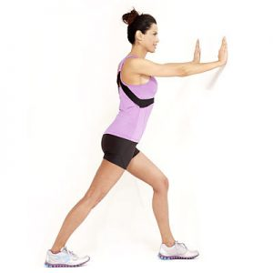exercice douleur muscle mollet