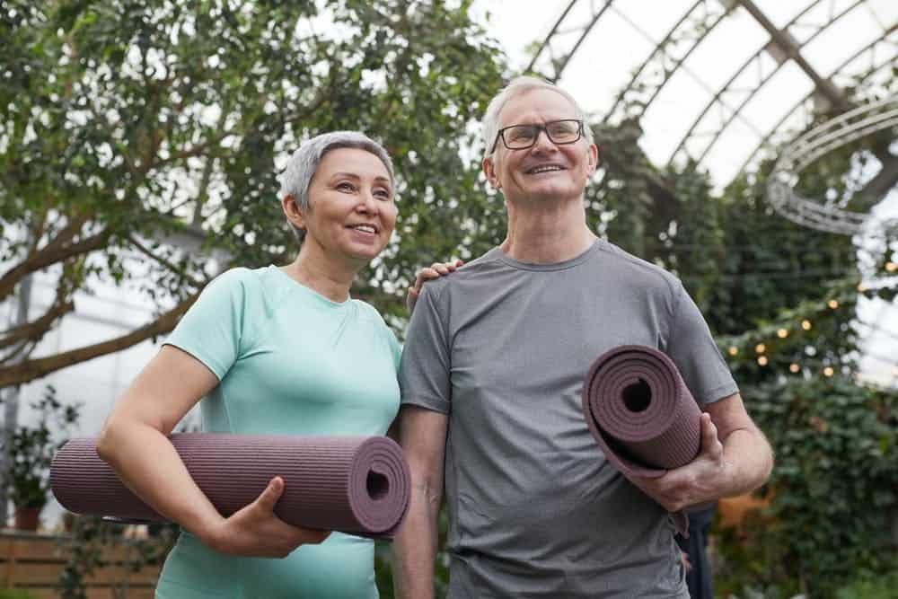 rester en forme seniors personnes agees