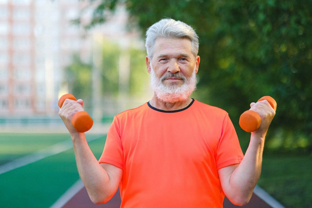 sport personnes agees